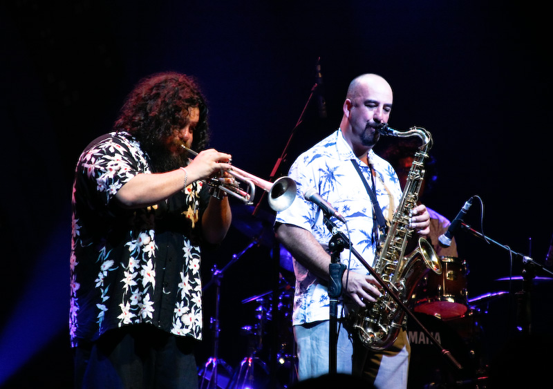 Cristian Cuturuffo Quinteto at Java Jazz 2009