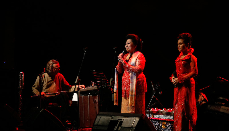 Gamelan Shokbreaker at Java Jazz 2009