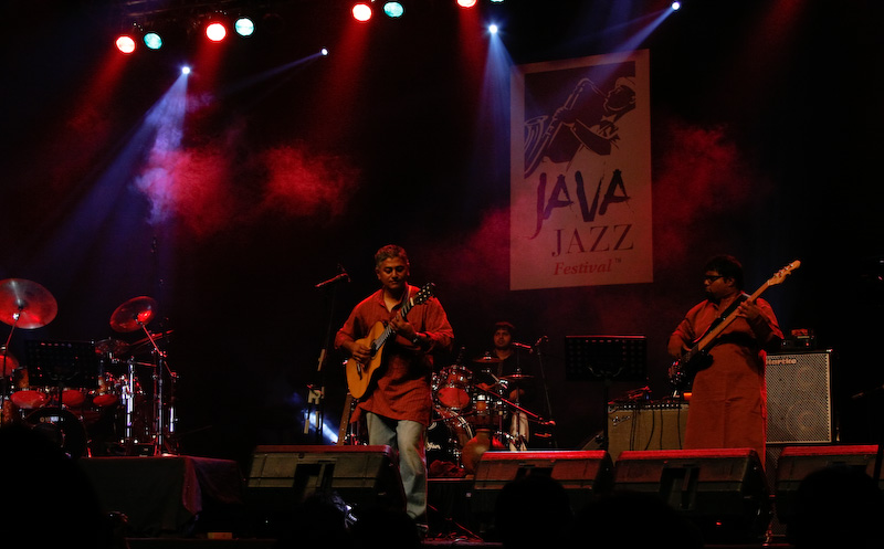 Moon Arra (India) at Java Jazz 2009