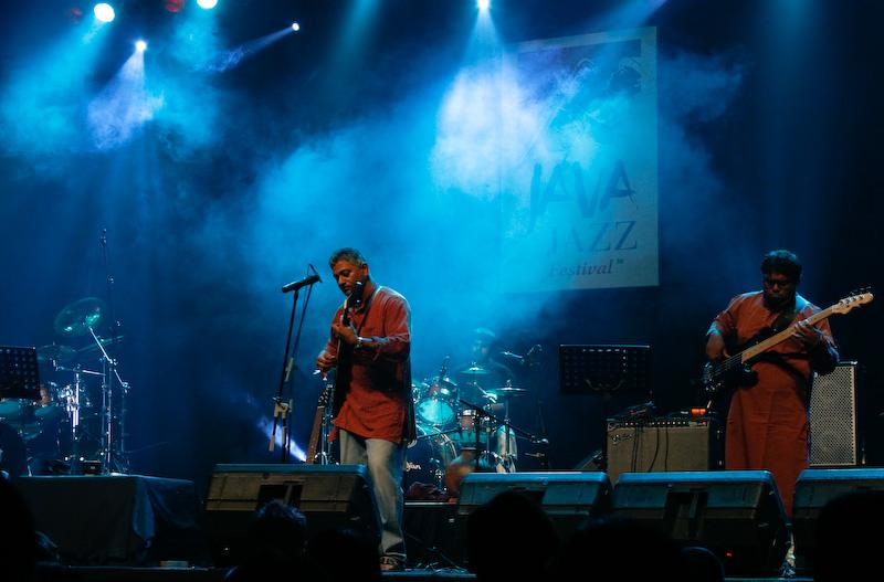 Moon Arra (India) at Java Jazz 2009