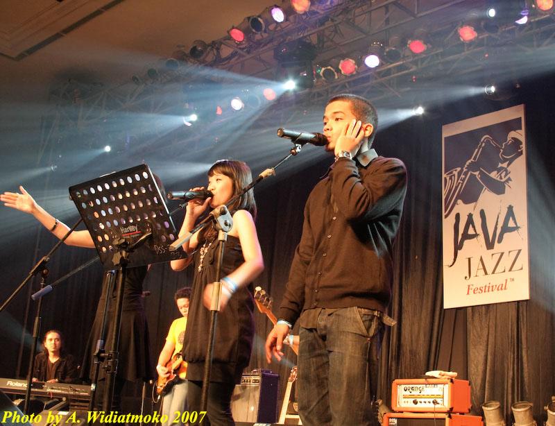 Park Drive @ Java Jazz