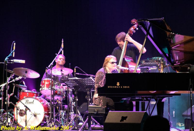 Diane Schuur @ Java Jazz