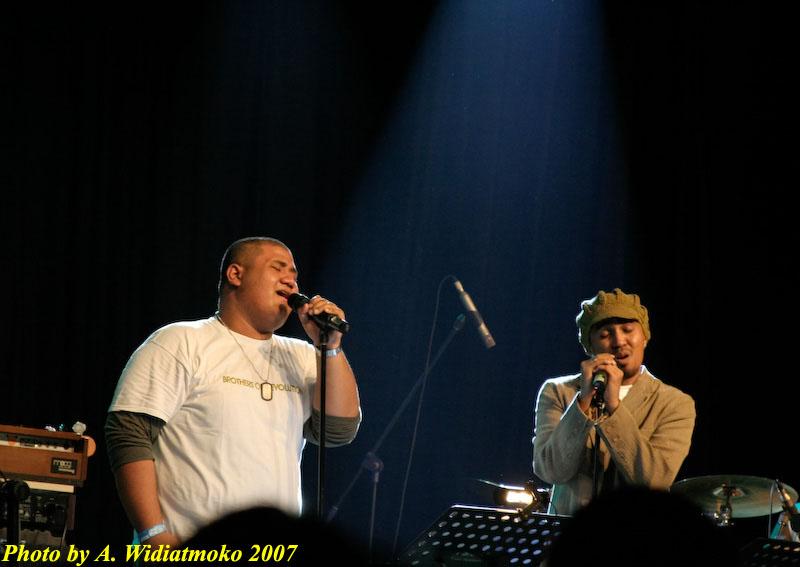 Indra Lesmana & Friends @ Java Jazz