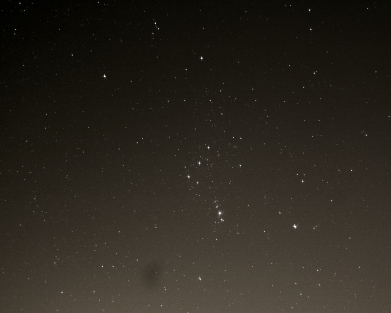 Orion - 31 january 2009
