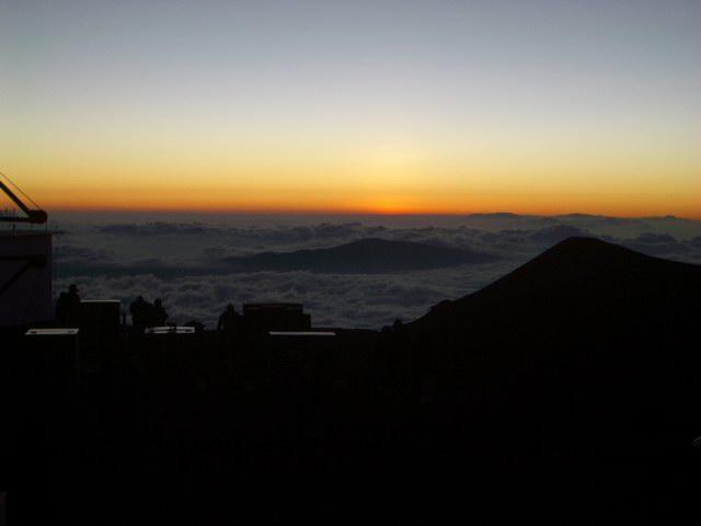 Hawaii Sunset and Vog Kona 2006-11-19 077.JPG