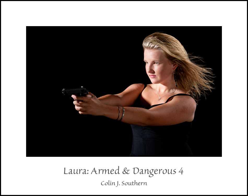 Say Hello to ... Laura (Armed & Dangerous)!