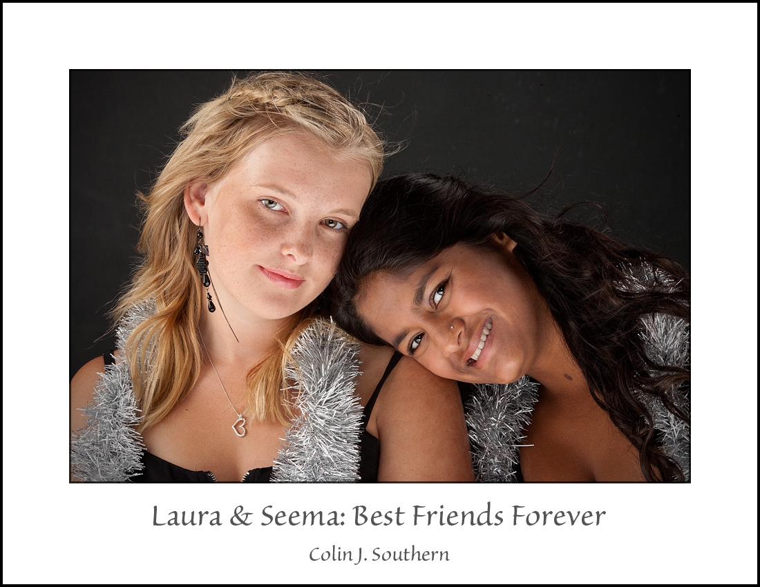 Say Hello to Laura & Seema: Best Friends Forever