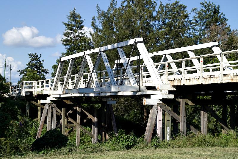 Cooreei Bridge 05/03