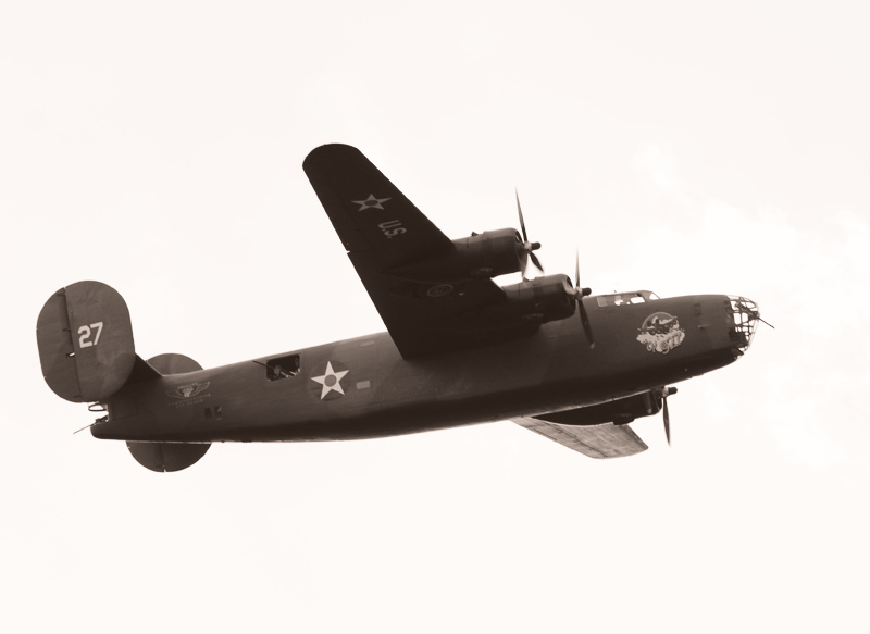 Consolidated B-24 Liberator ( Ol 927 )