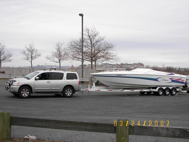 Nissan Armada Towing Capacity >> Nissan Armada Towing Car Forums At Edmunds Com