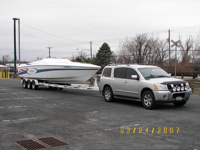 Nissan Armada Towing Capacity >> Nissan Armada Towing Car Forums At Edmunds Com