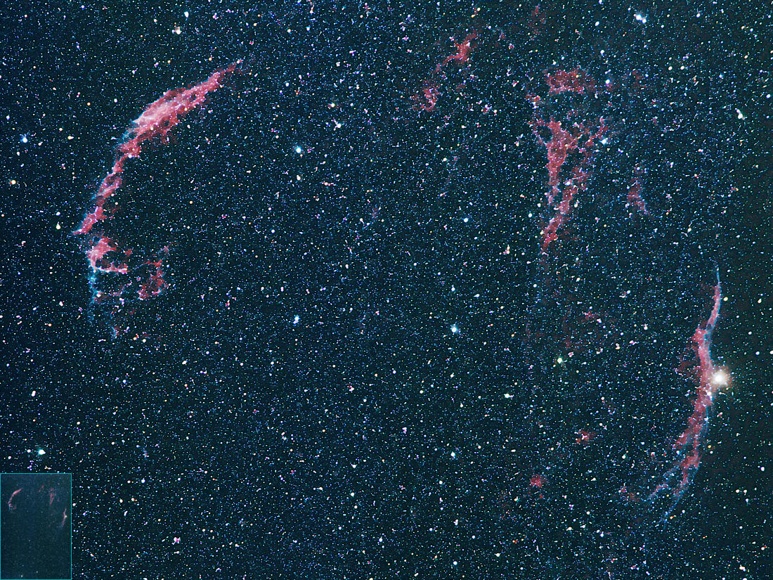 Network_Cirrus_Veil Nebulae