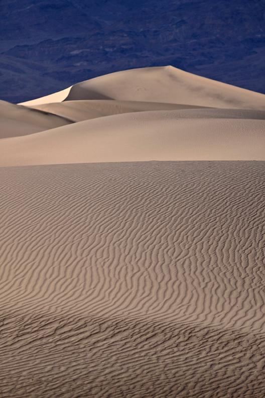 Death Valley, Mesquite Flats