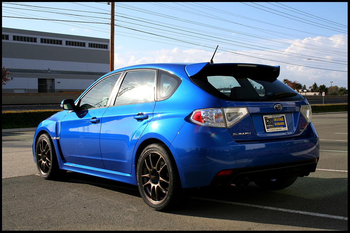 Nissan Of Huntington >> My 2008 STi with Work Emotions. - NASIOC