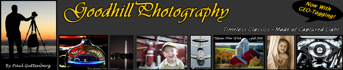 Goodhill photography Paul Guttenberg PBASE Galleries Home Page Web Site