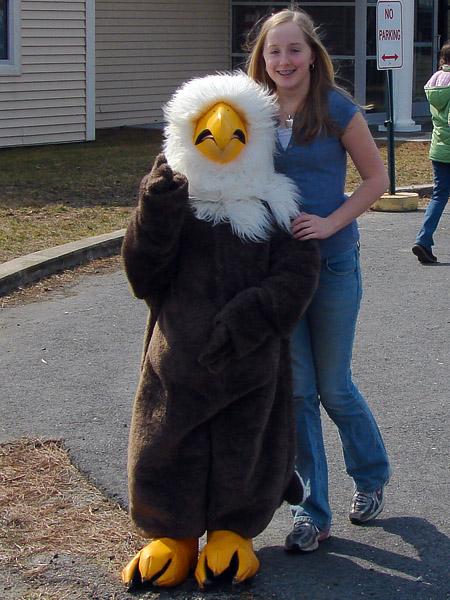 Different Kind of Bald Eagle