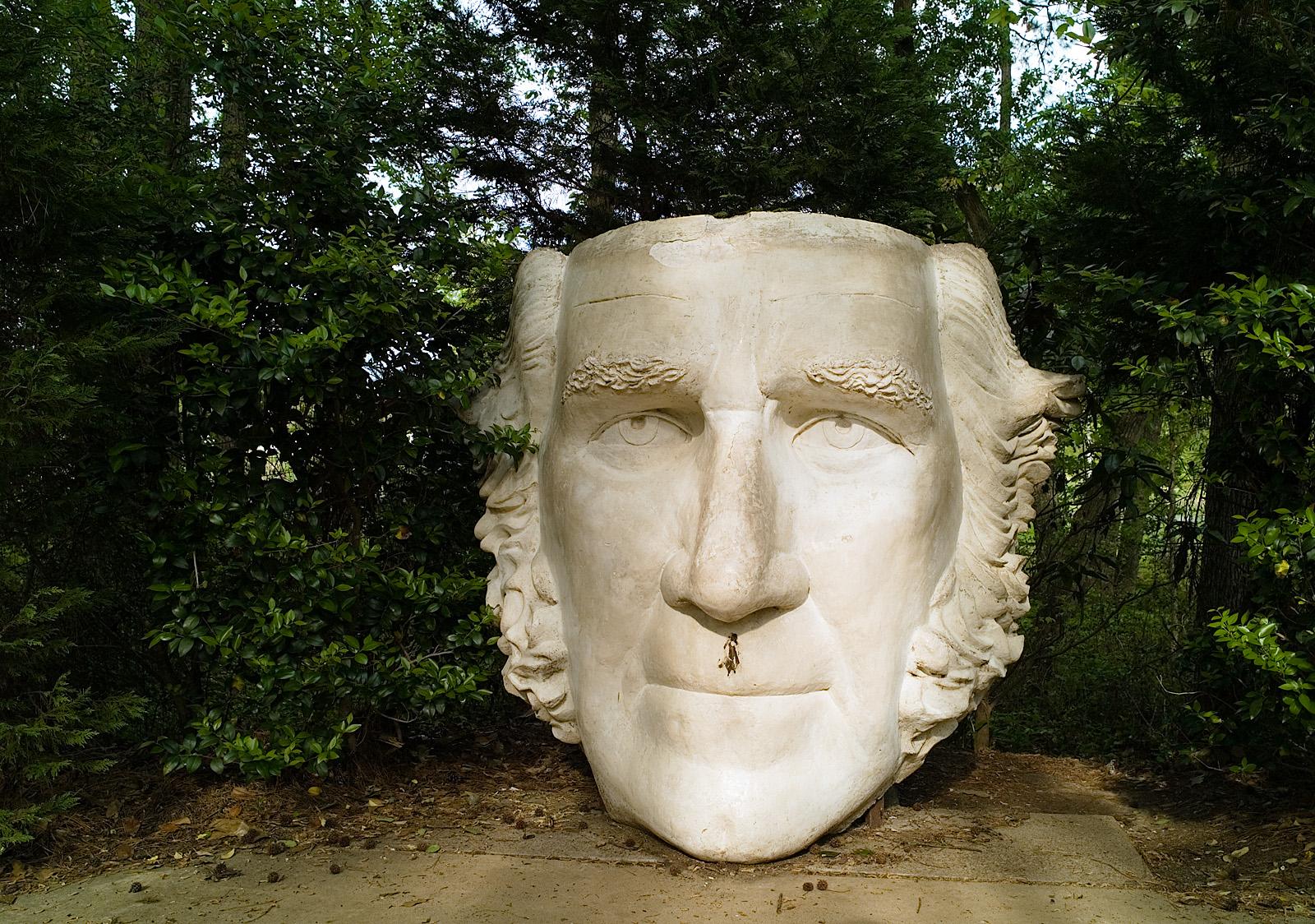 head of Sam Houston 01