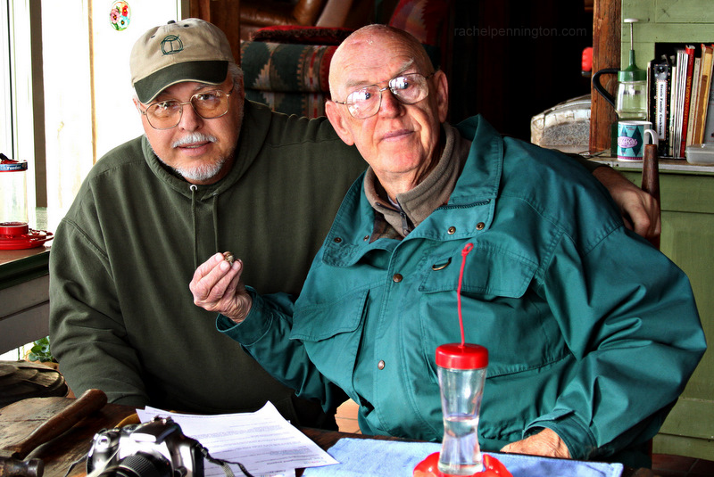Ken Pennington & Bob Sargent