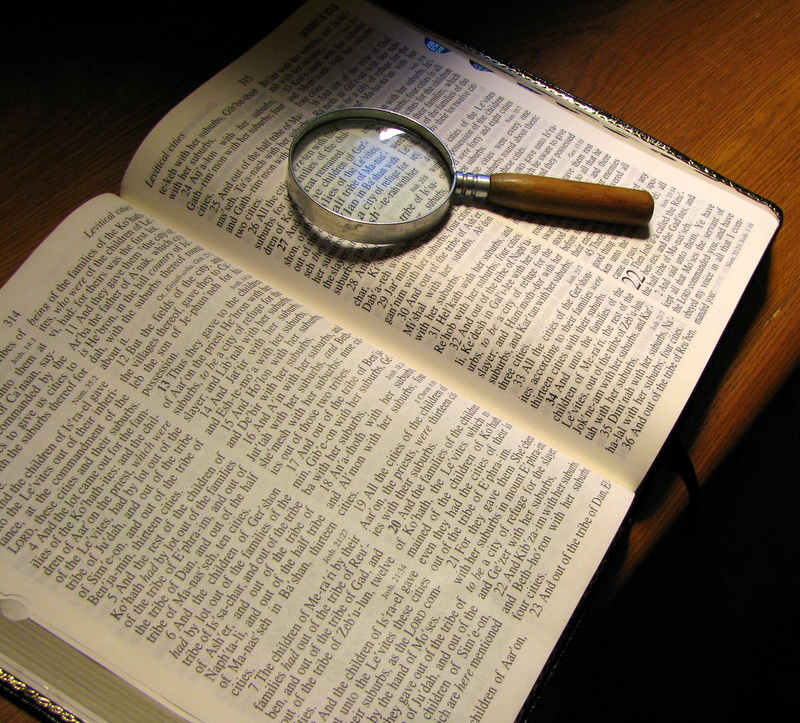 Grandpas Bible