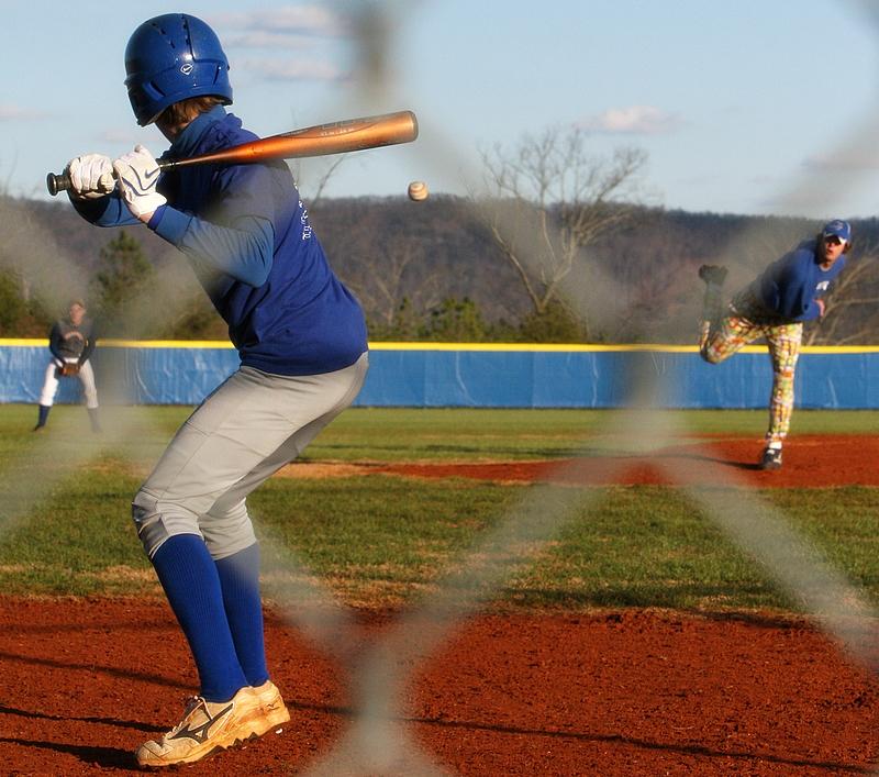 Hitter, Ball, & Pitcher