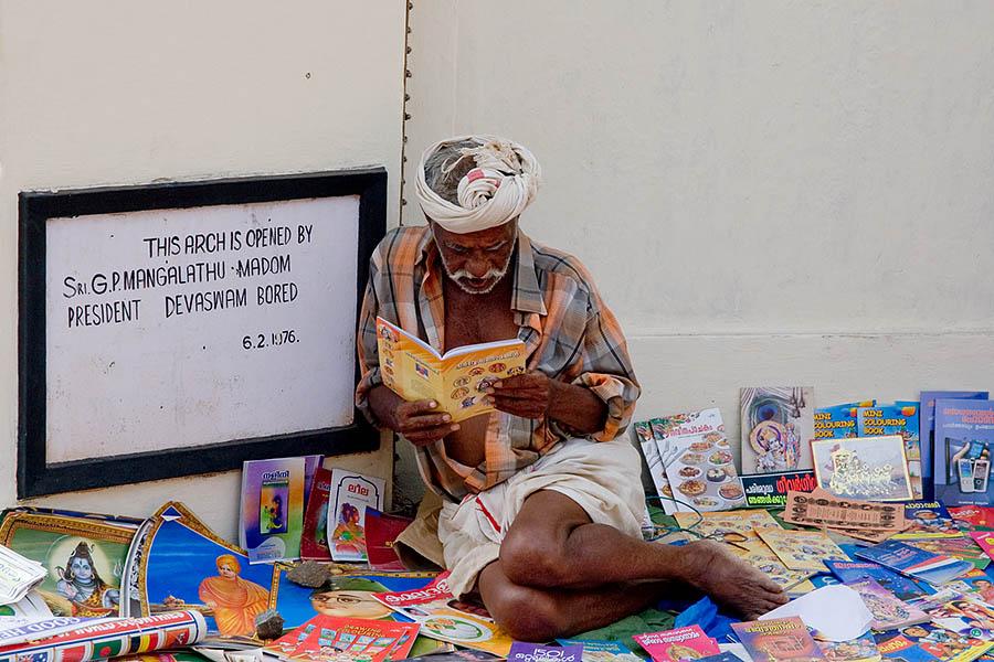 Pamphlet Vendor