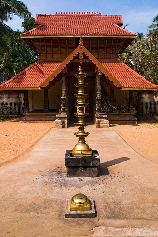 Entrance, Janardhana Swamy Temple