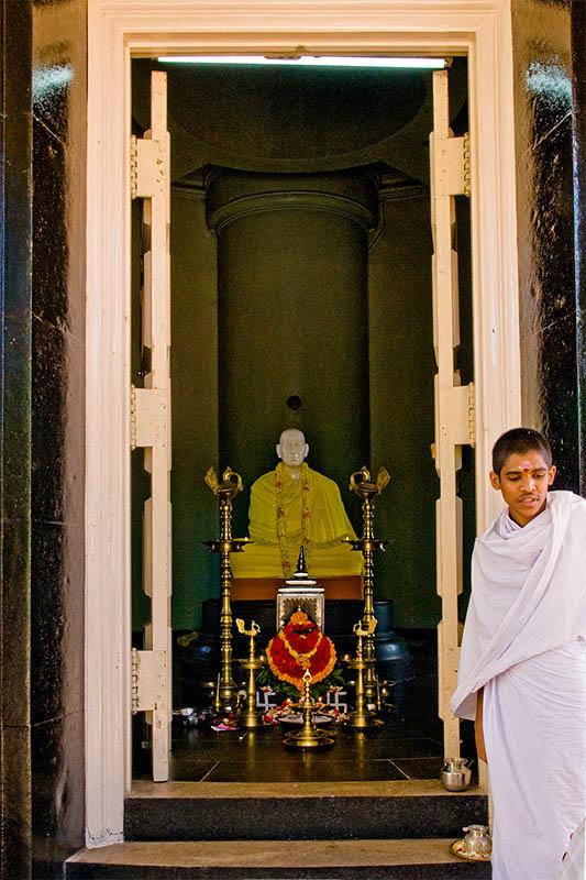 Inner Shrine, Sivagiri Mutt