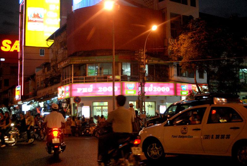 Pho 2000, Saigon
