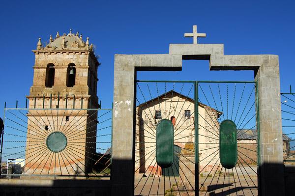 Iglesia San Andres de Atuncolla, Peru