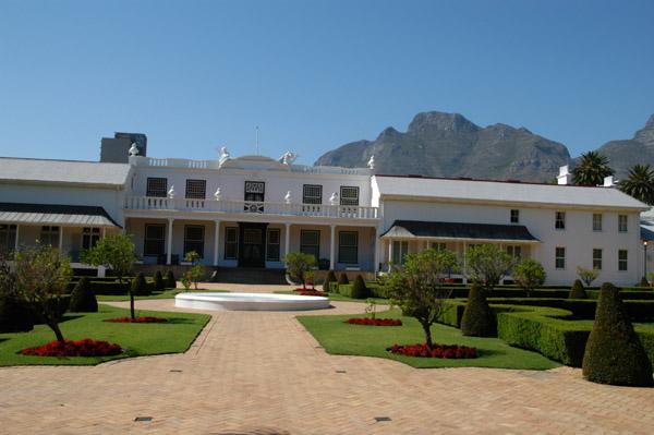 Tuinhuis - Presidential Mansion, Cape Town