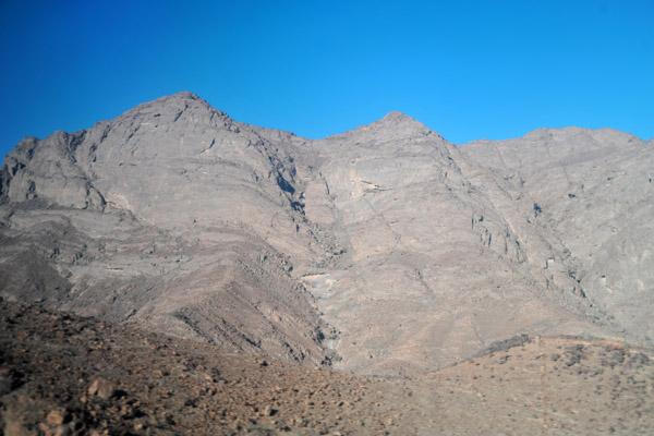 The rugged Red Sea Hills of northeastern Sudan