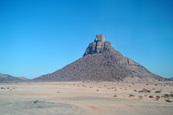 The same mountain from the south