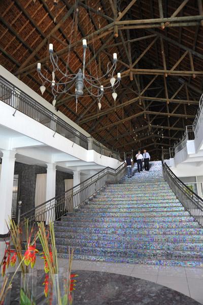 Staircase at La Plantation