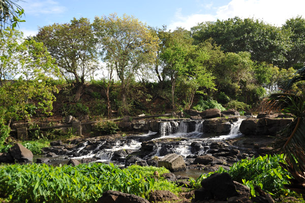 Waterfall - Balaclava, Mauritius