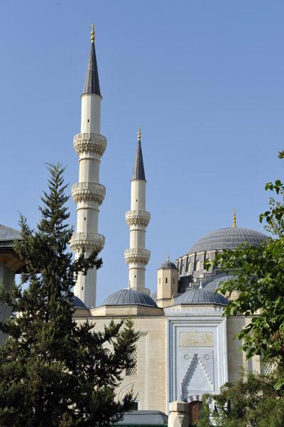 Ertuğrul Gazi Mosque, Ashgabat