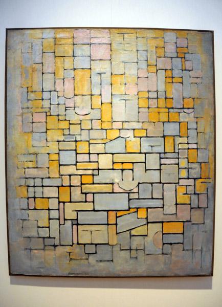 Composition, Piet Mondrian, 1914