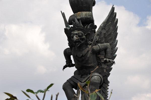 Garuda statue, Soekarno-Hatta International Airport Terminal