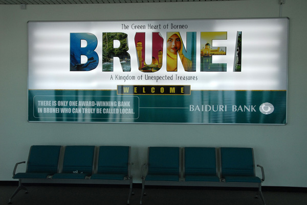 Welcome to Brunei