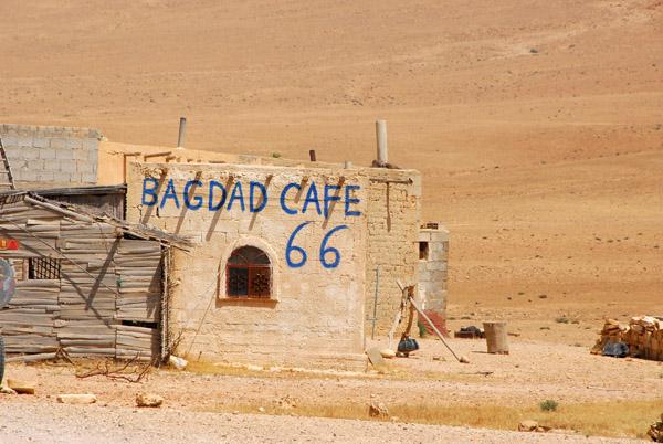 Bagdad Cafe 66, Syria