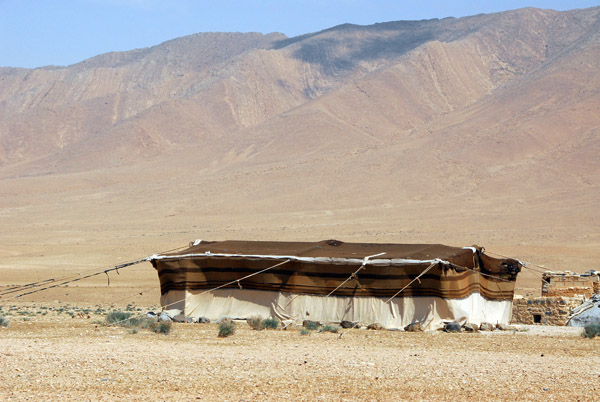 Bedouin tent (supposedly you can spend the night) Bagdad Cafe 66
