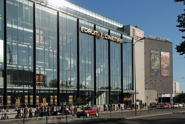 Forum Cinemas, Riga