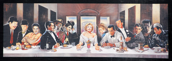 Marilyn Monroe S Last Supper Restaurant Hollywood
