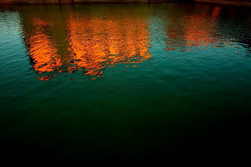 si les eaux parlaient