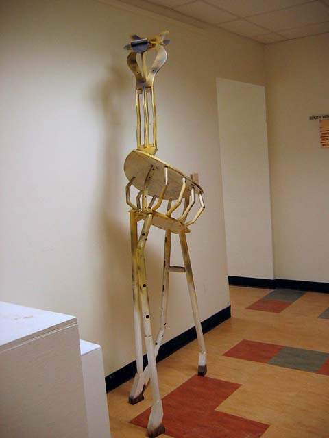 Student Sculpture II