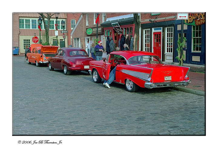 Back in The Day in Fells Point