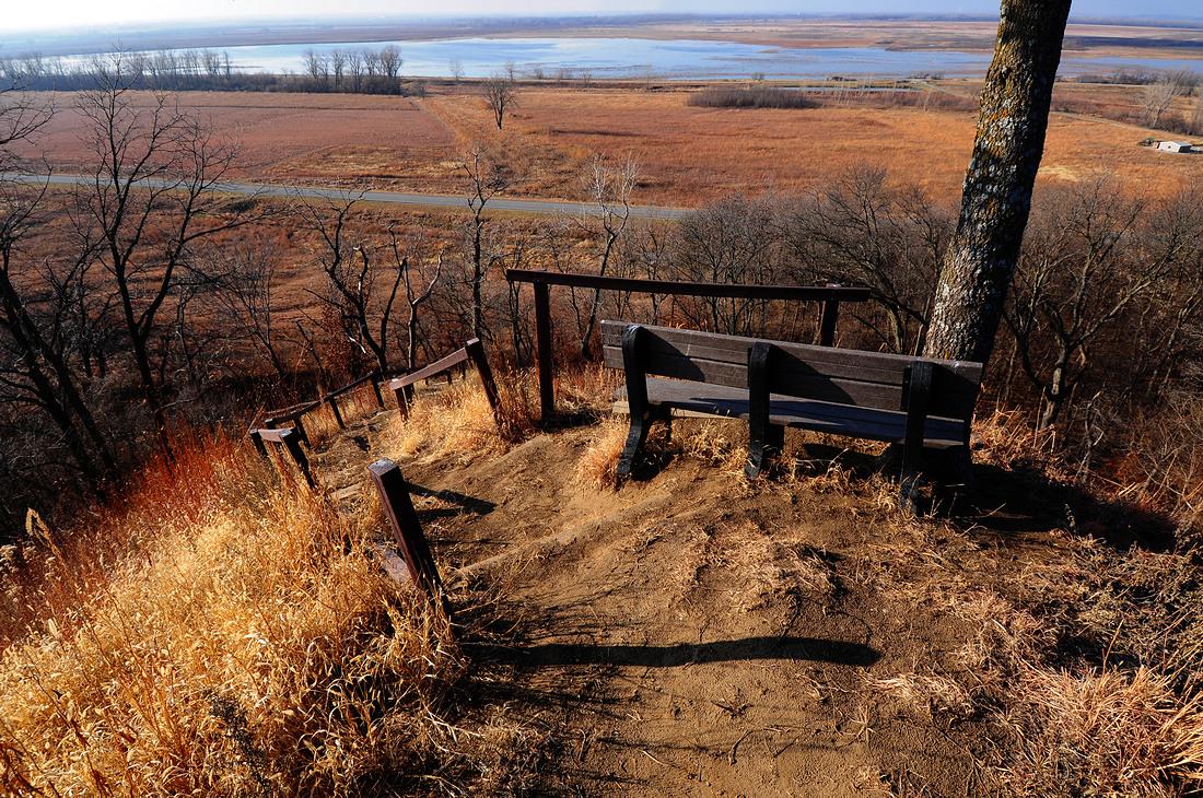 Squaw Creek Overlook