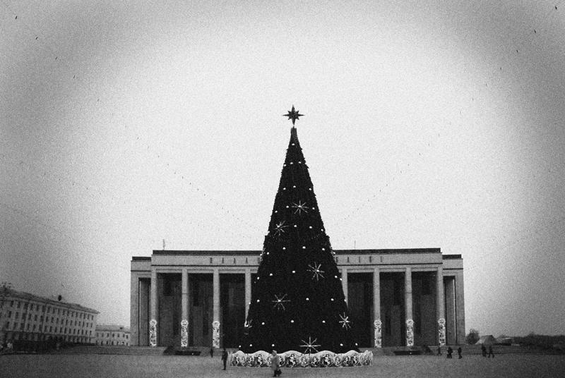 Christmas in Minsk