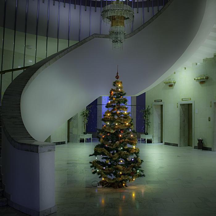Last christmas in Minsk