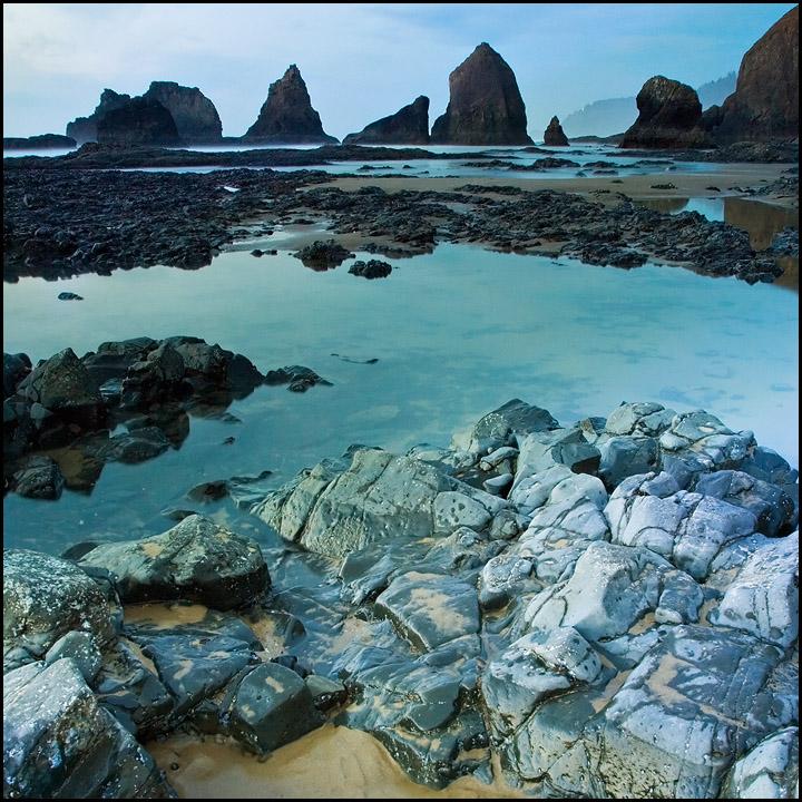 Oceanside Heavy Water