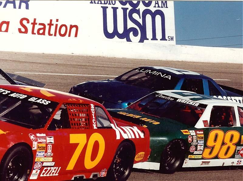 Andy Kirby 70 and Tony Formosa 98